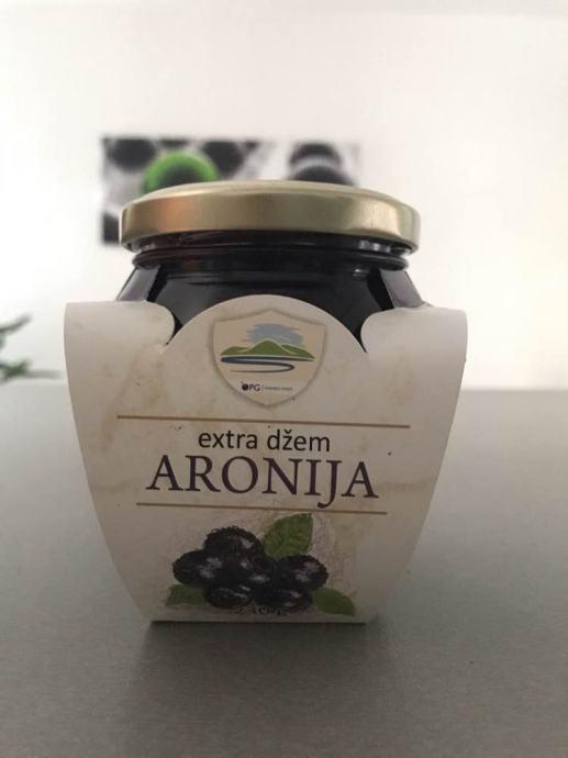 Ekološki extra džem od aronije 212 ml
