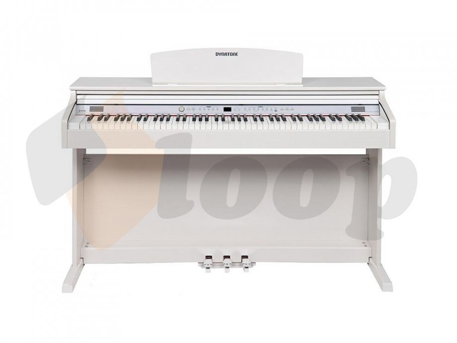 Dynatone SLP-150 WH digitalni pianino sa stolicom