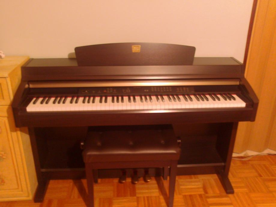 yamaha clavinova clp930 digital piano pianino digitalni klavir. Black Bedroom Furniture Sets. Home Design Ideas
