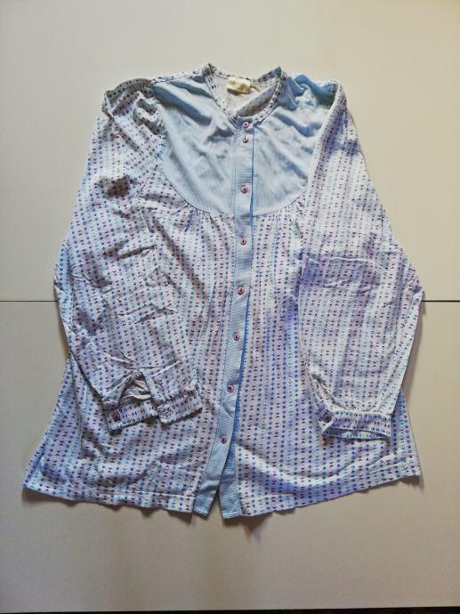 Ženski pamućni gornji dio pidžame na kopčanje - CANDA - C&A - broj L