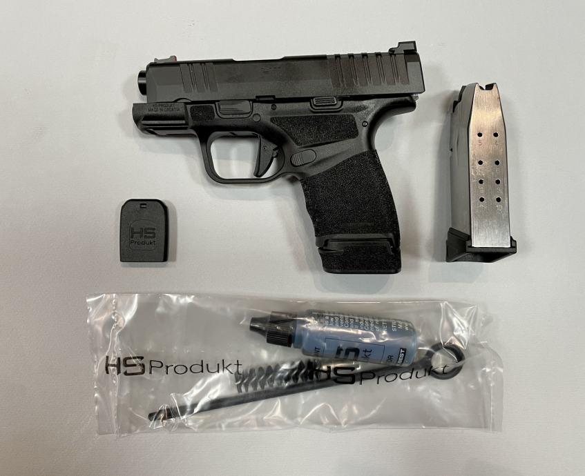 Hs Pištolj Hs H11 Crni 9x19mm **Akcija**,Novo u Trgovini