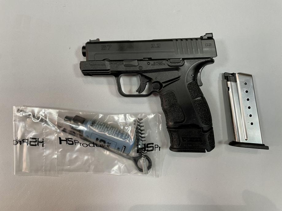 """Hs Pištolj Hs S7 3.3"""" Crni 9x19mm**Akcija**, Novo u Trgovini"""