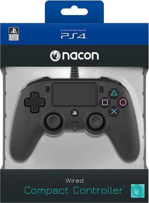 Bigben Wired Nacon Controller PS4 & PC | NOVO | Original