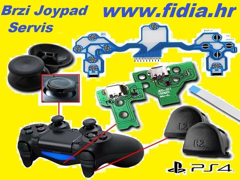 ⭐️⭐️ Playstation PS4/PS3 Joypad ⭐️⭐️