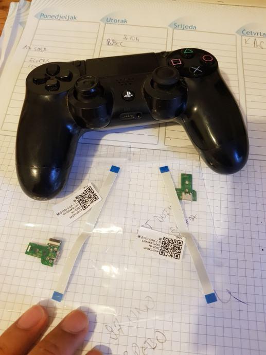 PS4 charging usb port JDS-001