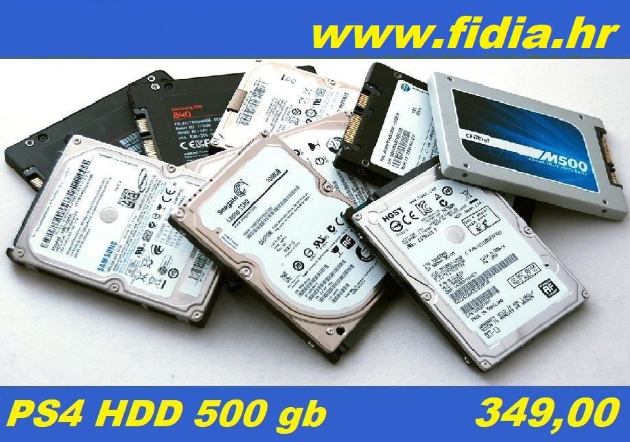 ⭐️⭐️ PS4 HDD 500 gb - 349,00 ⭐️⭐️