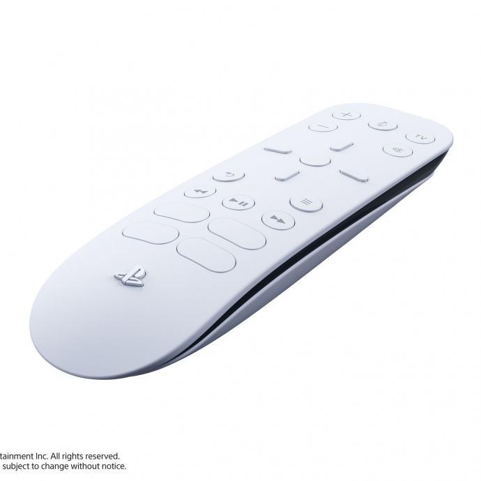 PS5 Media Remote   NOVO   Račun
