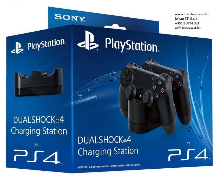 Sony PS4 stanica za punjenje Dualshock 4 kontrolera | Orig.| Novo| Rč.