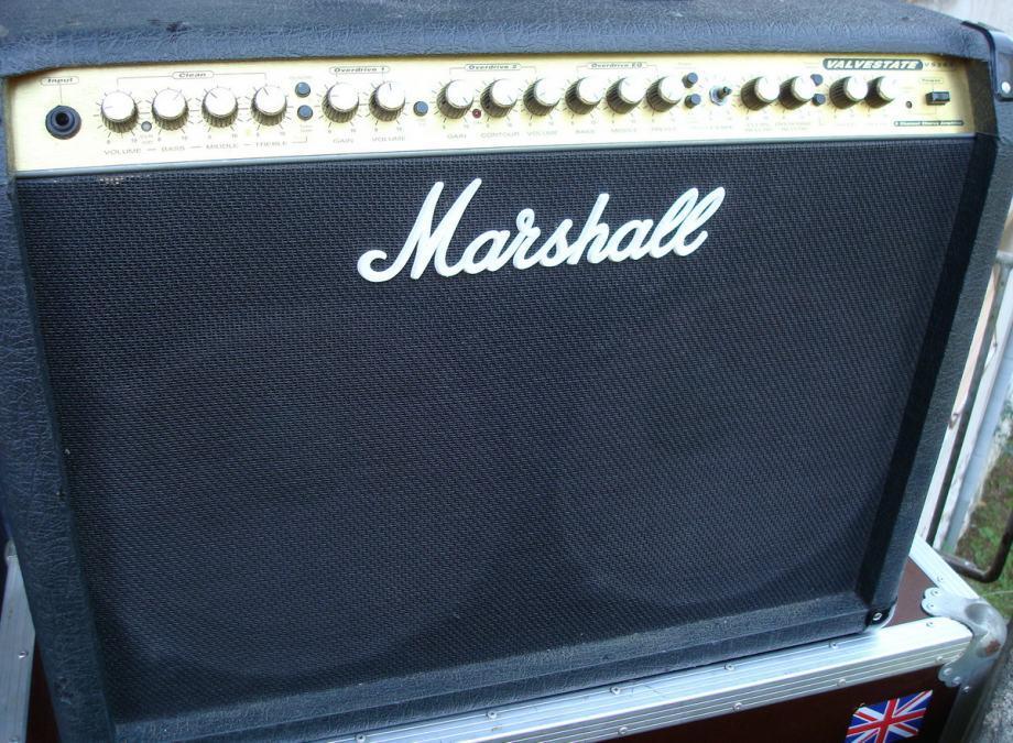 Marshall VS-265, made in England