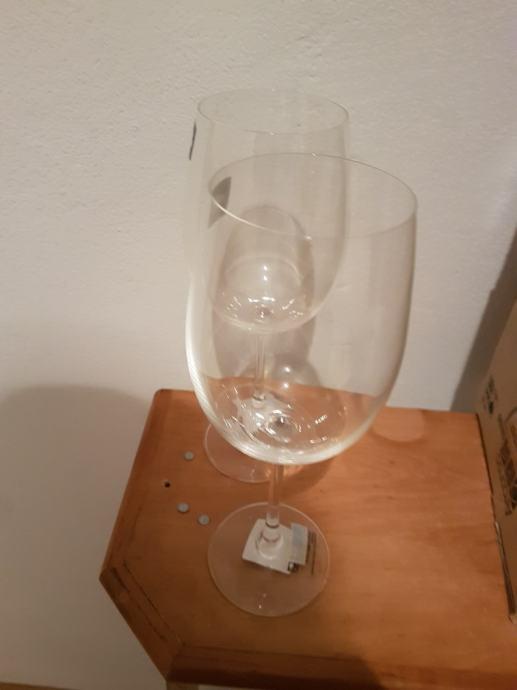 Čaše stalak vino!0.55L!NOVO!12kom!