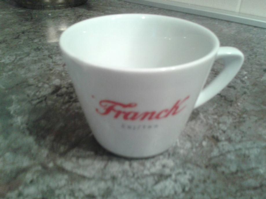 Franck salice za kavu