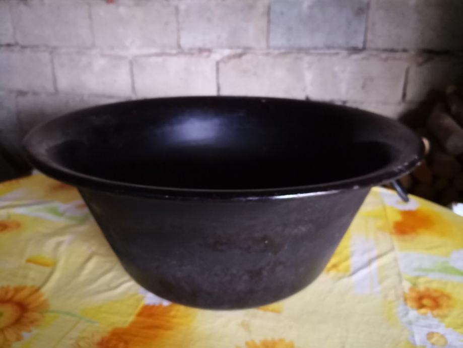 Kotao emajlirani 50 litara