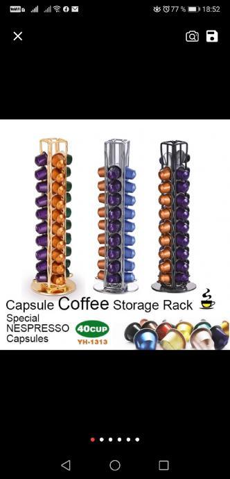 Stalak za Nespresso kapsule