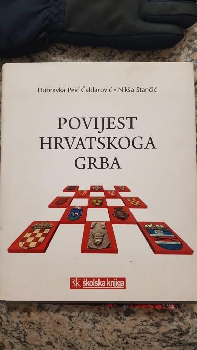 Dubravka Peić Čaldarović i Nikša Stančić - Povijest hrvatskoga grba