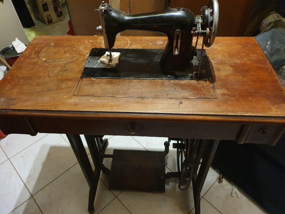 Original Wilson šivaća mašina