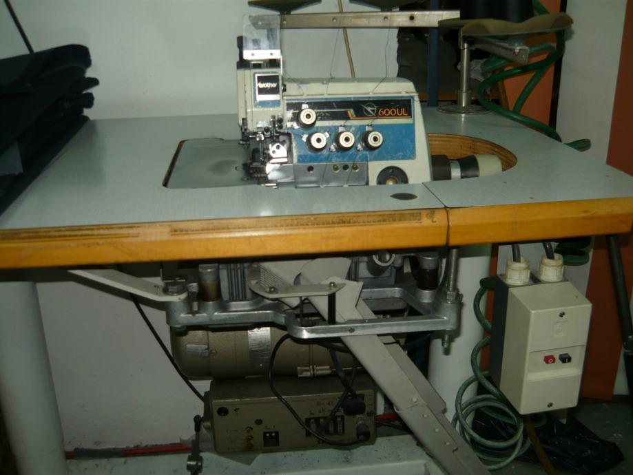 šivaći strojevi za industrijsku i kućnu uporabu