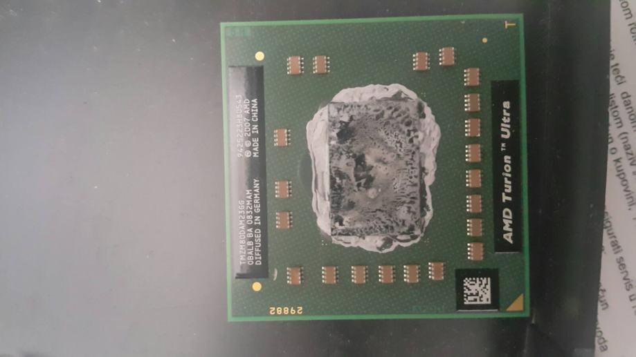 AMD Turion Ultra ZM-80