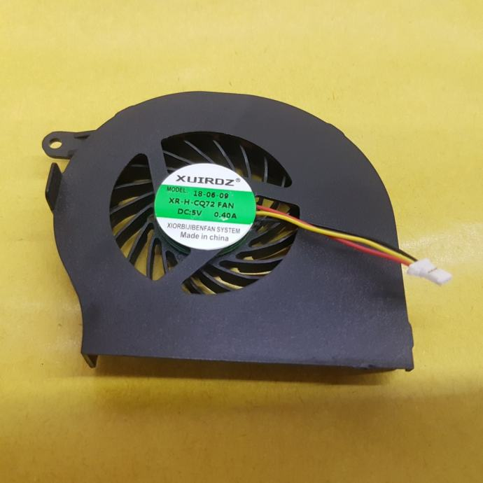 HP Compaq CQ62 G62 CQ72 G72 ventilator