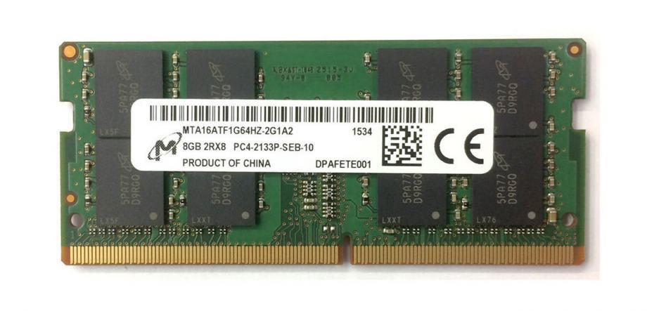 Micron So-Dimm Ram 8GB 1x DDR4-2133 PC4-17000 | Novo | Orig.| R1 Rač.