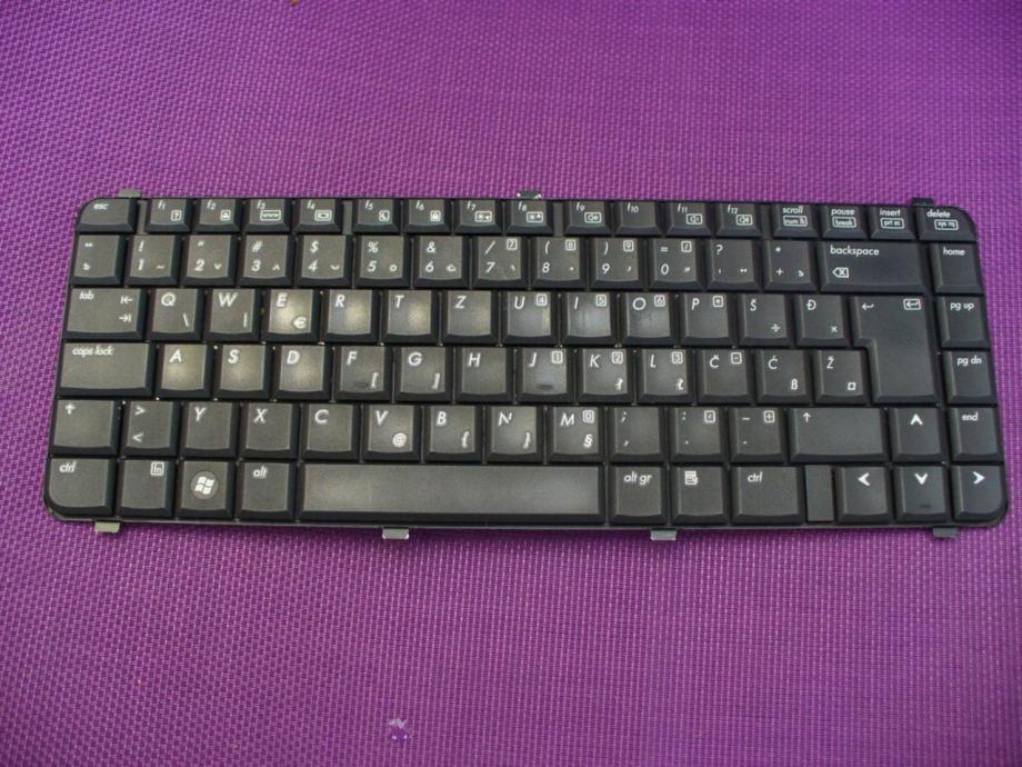 Tipkovnica za HP Compaq, 6730, 6735 ...original