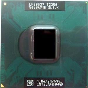 Procesor INTEL Core Duo T2350  - SL9JK