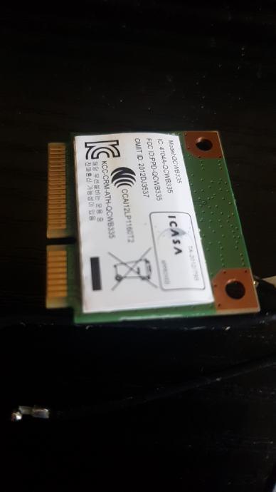 Wi-Fi WLAN kartica QCWB335 wcbn612ahaanb