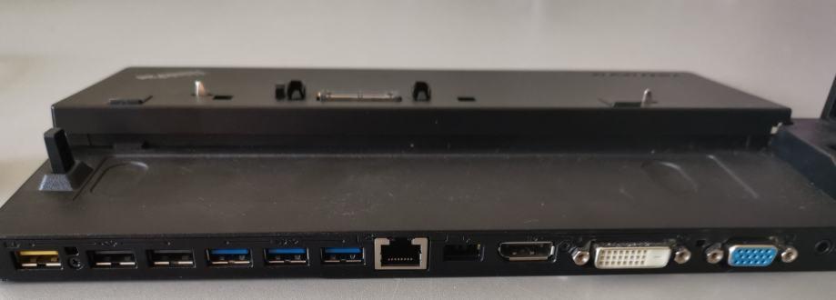 Lenovo Thinkpad Pro Dock Type 40A1 Radna Stanica | Original | R1 Račun