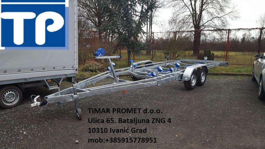 Prikolica za prijevoz plovila TP2700-3500
