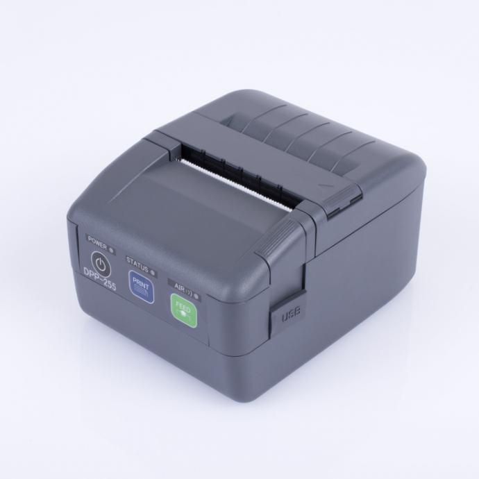 DATECS mobilni printer DPP-255BTi Bluetooth + WiFi 58mm | Novo | R1 rč