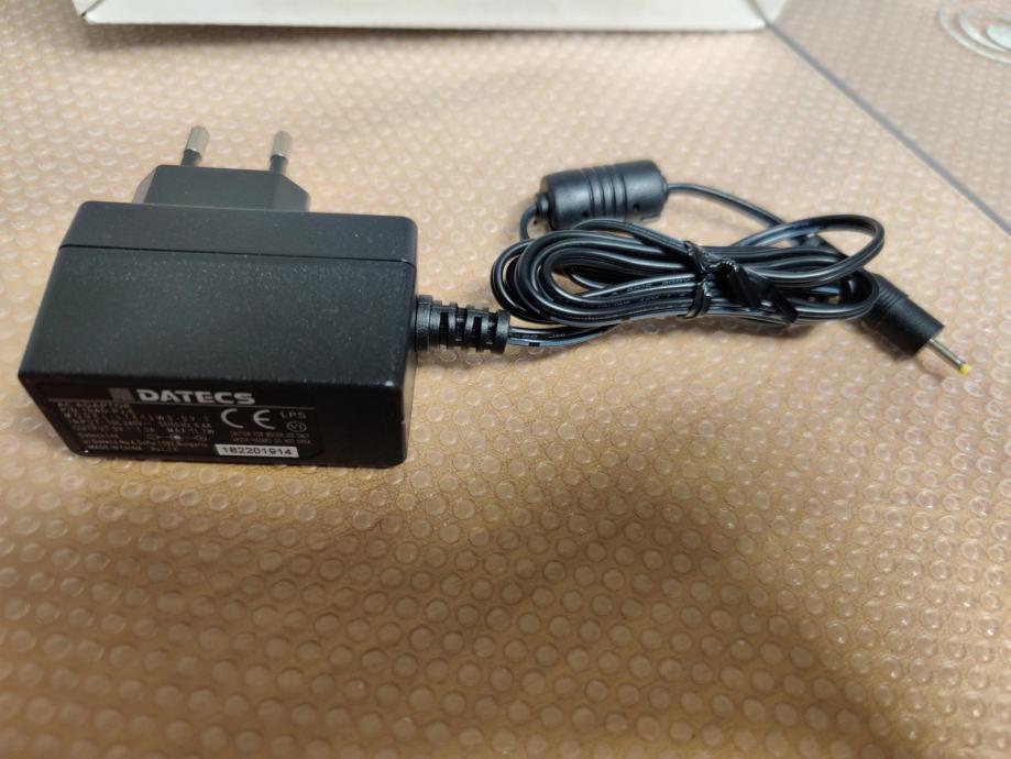 DATECS power adapter 9V 1A DPP-250 | NOVO | R1 račun
