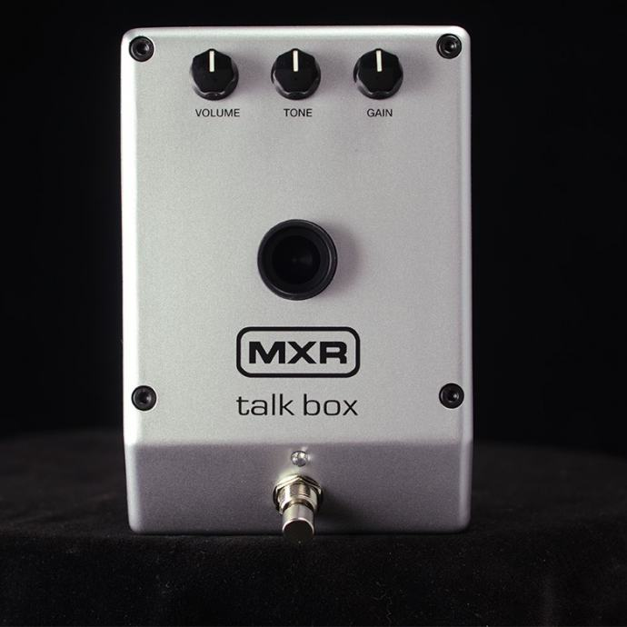 MXR TALKBOX