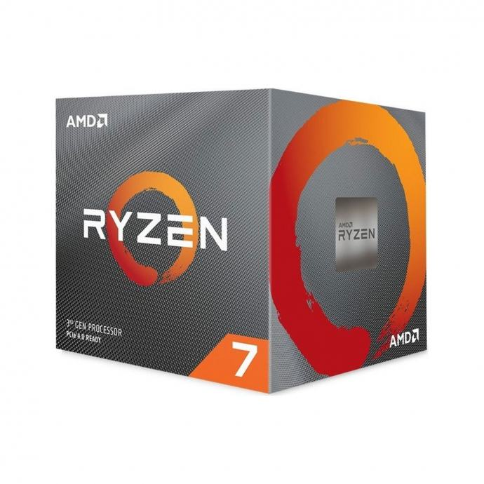 AMD Ryzen 7 3700X (box) + Wraith cooler + Thermal Grizzly Kryonaut