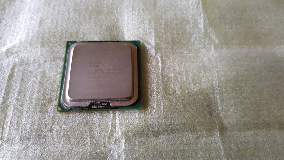 Intel celeron d351