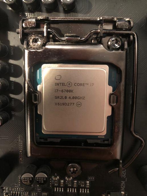 Intel i7-6700K