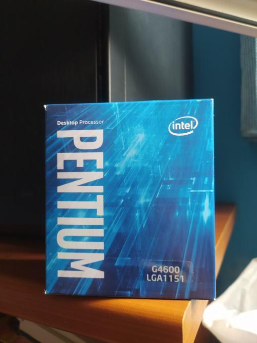 Intel Pentium G4600 (i3 7100)