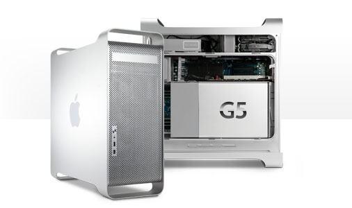 PowerPC G5 A1047 (Apple PowerMac G5) CPU