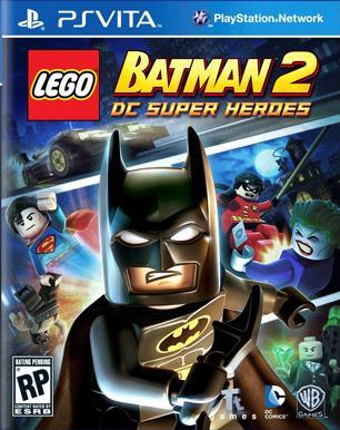 Lego Batman 2 DC Super Heroes: PS VITA igra,novo u trgovini