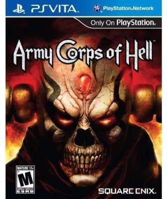 ARMY CORPS OF HELL PSP VITA