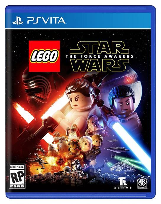 LEGO STAR WARS THE FORCE AWAKENS ZA SONY ● PS - VITA ●