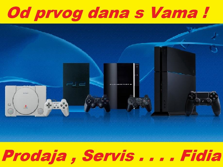 PS One + Joypad + Jamstvo