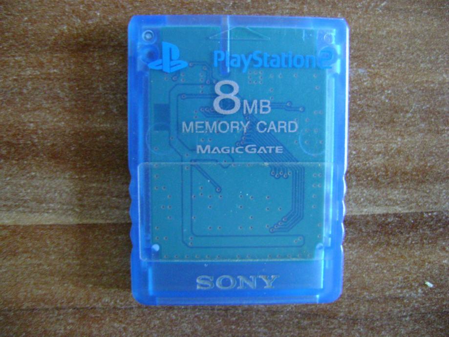 Memory card original ps2