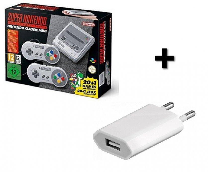 Super Nintendo(SNES)Classic Ed.konzola+punjač,novo u trgovini ,račun