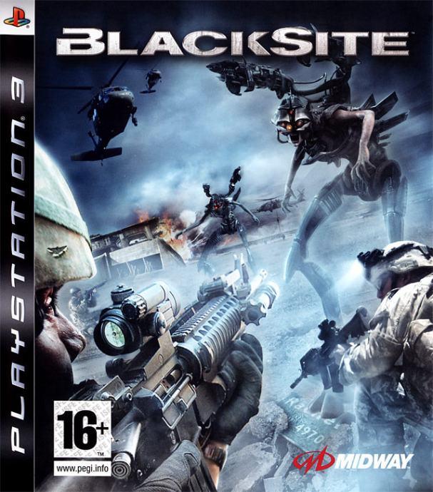 Blacksite (Playstation 3 - korišteno)