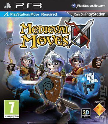 MEDIEVIL MOVES PS3
