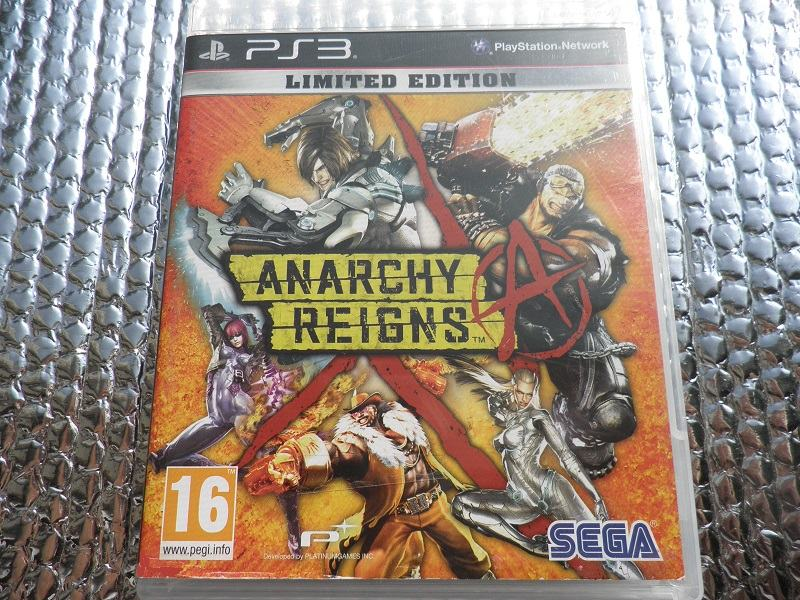 ps3 anarchy reigns ps3