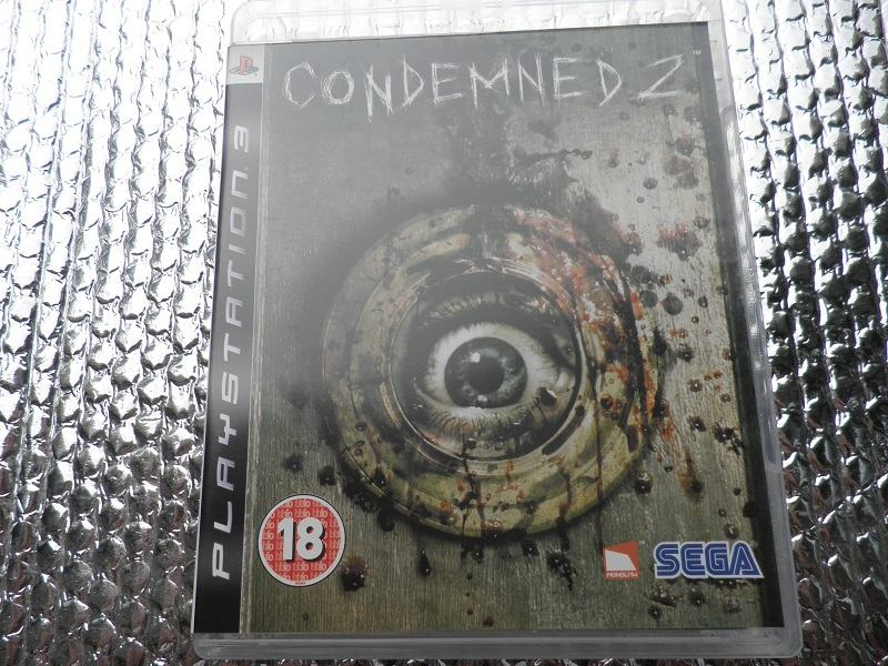 ps3 condemned 2 ps3