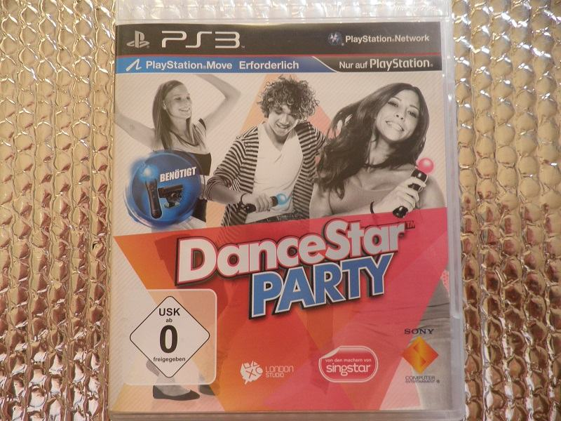 ps3 dancestar party ps3