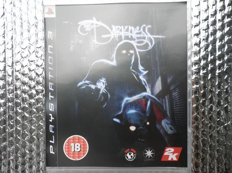 ps3 darkness ps3