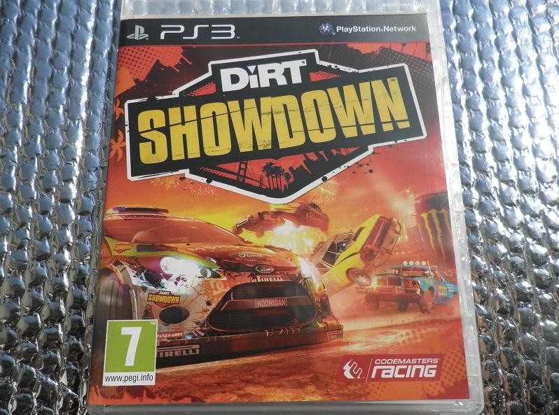 ps3 dirt showdown ps3