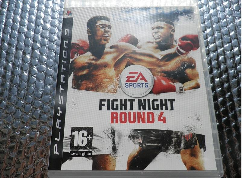 ps3 fight night round 4 ps3